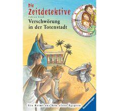 Verschwörung in der Totenstadt Fiction Books, German, Children, City, Deutsch, Young Children, German Language, Kids