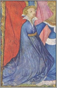 Katheryn de Roet-Swynford, Duchess of Lancaster (c.1350-1403) was the mistress & eventual 3rd wife of Plantagenet Prince John of Gaunt. Originally a misunderstood figure in history, recent scholarship has rehabilitated Katheryn's reputation & re-affirmed her significance in English history. She is the woman from which every ruler of England since Henry V is somehow descended. Most notably she is the ancestress of the Tudor's, the Stuart's & the Windsor's.