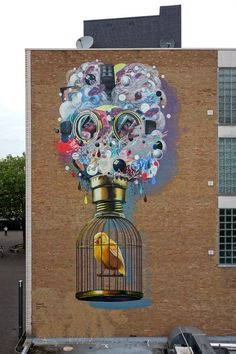 COLLIN VAN DER SLUIJS http://www.widewalls.ch/artist/collin-van-der-sluijs/ #contemporary #art