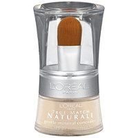 """L'OREAL True Match Naturale Concealer. LOVE THIS STUFF! Amazing for a """"drugstore"""" powder concealer."""