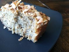 Toasted Coconut Lemon Bread with Salted Honey Butter...Yum! #theartisanbaker