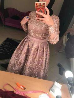 Abiye Tesettür Hijab Prom Dress, Hijab Evening Dress, Hijab Style Dress, Gala Dresses, Prom Party Dresses, Evening Dresses, Tea Length Bridesmaid Dresses, Prom Dresses With Sleeves, Modest Dresses