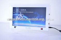 cool Analizador médico de la salud de las Multi-Idiomas 3D NLS, analizador de resonancia magnética del cuerpo