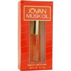 Jovan Musk By Jovan Perfume Oil