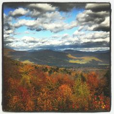 From White Mountains NH's Facebook page.  Gorgemous.