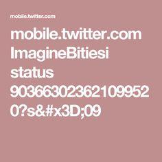 mobile.twitter.com ImagineBitiesi status 903663023621099520?s=09