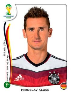 Alemania - Miroslav Klose