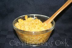 Canadian Moms Cook: Cheater Risotto ~ a quick and easy side dish