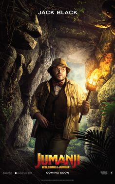 Top 10 Funny Moments from Jumanji Welcome to the Jungle. The comedy movie stars Dwayne Johnson, Jack Black, Kevin Hart, Karen Gillan, Nick Jonas. Hd Movies Online, New Movies, Movies To Watch, Good Movies, Awesome Movies, Cult Movies, New Jumanji, Jumanji Movie, Jumanji Actors