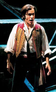 Ramin Karimloo as Enjolras - love him