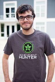 Achievement Hunter Custom Shirt