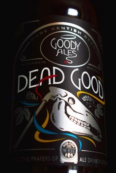 Dead Good Ale on Packaging of the World - Creative Package Design Gallery