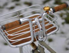 Crane Karen Spring Strike Bicycle Bell