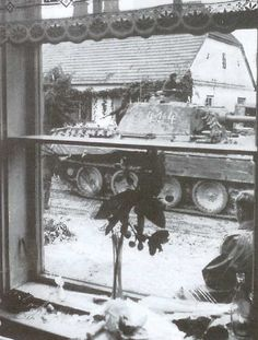 A Panther V Ausf A nr.414 with the 1st Panzer Division operating in Poland 1944