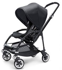 Bugaboo Bee All Black Special Edition. Not really planning on kids, but these are beautiful.