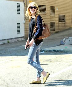 Emma Stone looking cute and casual in L.A.