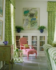 Pink is a bold color to embrace in your home decor! Learn how to style your home with modern pink accents with this helpful guide.