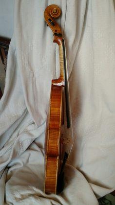 Lateral violín terminado