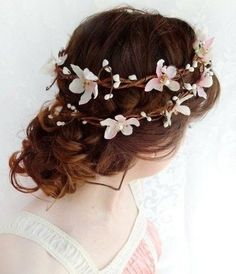 Coiffure de mariage / Bridal Hairstyle