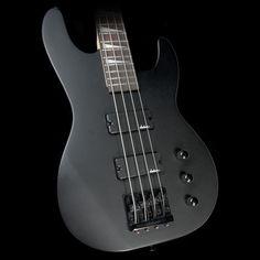 Jackson JS2 Concert Bass Guitar Satin Black