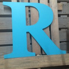 Letter R Rustic Wedding Guest Book   Large by ASimplePlaceOnMain