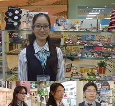 ☆ オシャレなメガネ紹介 ☆ メガネ1番では ¥4,980のセットメガネから 有名ブランド品に到るまで 多数の品揃えをしております。 お客様のお気に入りの1本も きっと見つかります! ファッション、スポーツ、アウトドア、 日常使用などなど、 各々ライフスタイルに応じたメガネを メガネ1番のキャリアグラス アドバイザーがご提案致します^^