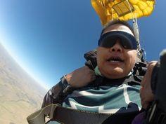 Skydive Durban - Saturnino skydiving in Durban. Skydiving