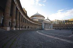 Napoli - Piazza del Plebiscito
