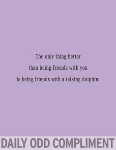 """Friendly Dolphin"""