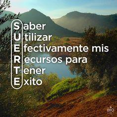 #Frases #Quotes #Inspirational #Suerte