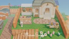 Animal Crossing Villagers, Animal Crossing Memes, Island Design, House Layouts, Location History, I Am Awesome, Custom Design, Exterior, Nintendo