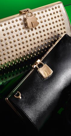 Sophisticated Burberry clutch bags with studded detail - new for Autumn/Winter 2013 ♥✤ | Keep the Smiling | BeStayBeautiful