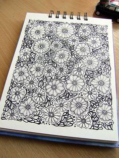 Beautiful Doodle Art Ideas  (46)