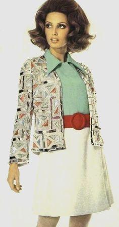 Jeanne Lanvin, 1968