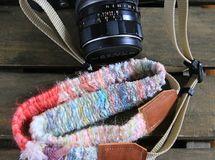 Yarn of the camera strap # 2