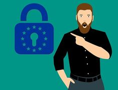 "Gdpr, Security, Data, Information 👉 If you find this image useful, you can make a donation to the artist via PayPal by pressing a ""coffee"" button under any of his images on pixabay website! Thanks"