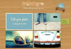 Picmonkey is a free photo editor tool by picnic engineers  #picmonkey  #edit photos  #picnic