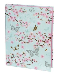 Sharing WHSmith Butterflies Ringbinder from WHSMITH