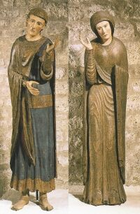 late 12th century, cluny museum of medieval art