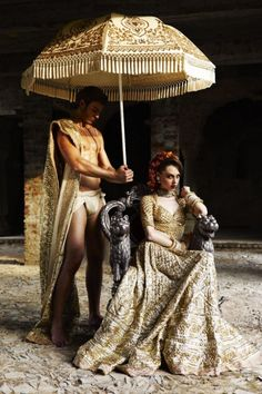 Abu Jani & Sandeep Khosla #India #Couture