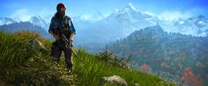 Far cry 4 almost looks to good to be a game. Wow!