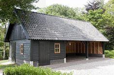 Henk Bennink Exclusieve Houtbouw Nijverdal: Zwarte Schuren