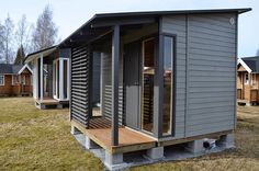 city_news Cubby Houses, Play Houses, Outdoor Sauna, Container Shop, Saunas, Shelters, Tiny House, Home And Garden, Garage Doors