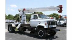 Boom Crane Truck Stinger RO 8 Tons for sale at : http://mytreeservices.com/classified/