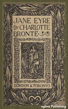 Lovely edition ~ Jane Eyre by Charlotte Bronte