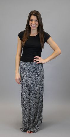#A Cut Above Boutique     #Skirt                    #Wild #About #Maxi #Skirt #Leopard                  Wild About You Maxi Skirt - Leopard                                           http://www.seapai.com/product.aspx?PID=22775