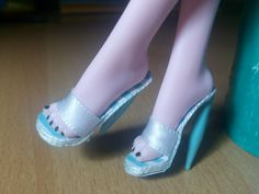 Custom Greeen. Shoes MH DIY