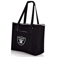 Oakland Raiders Tahoe Extra Large Insulated Tote - HometoOutdoors