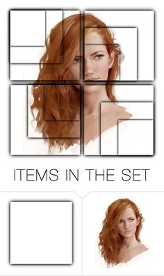 """Beauty Within 2"" by for-the-art-of-fashion ❤ liked on Polyvore featuring art"