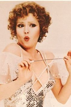 From the Jerk to Into the Woods to Annie Bernadette Peters is second to none.